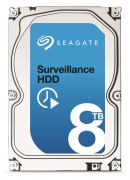 Seagate NVR Optinmisized Surveillance Drives