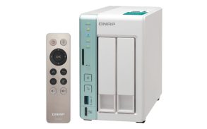 The QNAP TS-251A 2-Bay USB 3.0 DAS and NAS Walkthrough and Talkthrough with SPAN 2