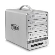 TerraMaster F4-NAS storage server - NAS & storage servers RAID 5 Storage Enclosure HDD and SSD