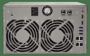 The QNAP TS-853A 8-Bay NAS for Home adn Business Plex, Surveillance, VMware and Mac 5