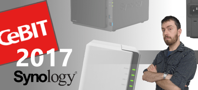 More New Synology NAS for 2017 - The Synology DS3018xs 6-Bay, FS1018 10-Bay Flash, DX517 5-Bay Expansion and more