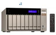 The QNAP TVS-873 NAS compare score review