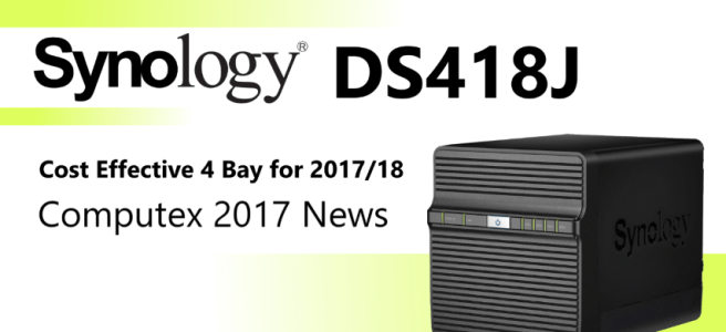 The QNAP TS-1277 Gold Series 12-Bay NAS at Computex 2017