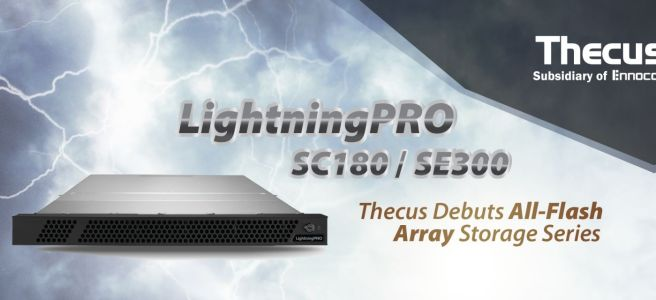 Thecus Lightning PRO Flash NAS Rackmount