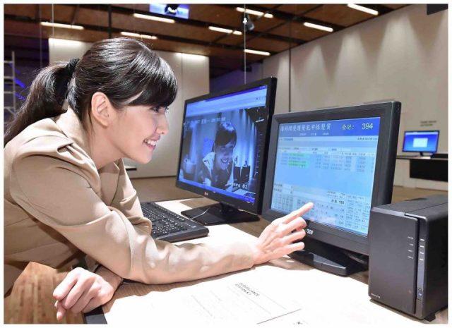 Surveillance station NVR1218 NAS