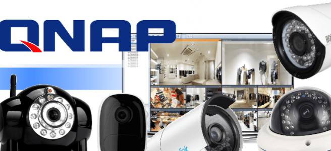 IP Camera for my QNAP NAS Server