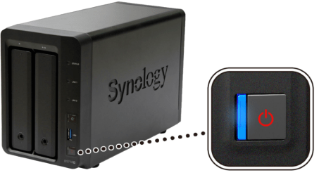 Synology DiskStation DS718+ - A Hardware Installation Guide Part 13