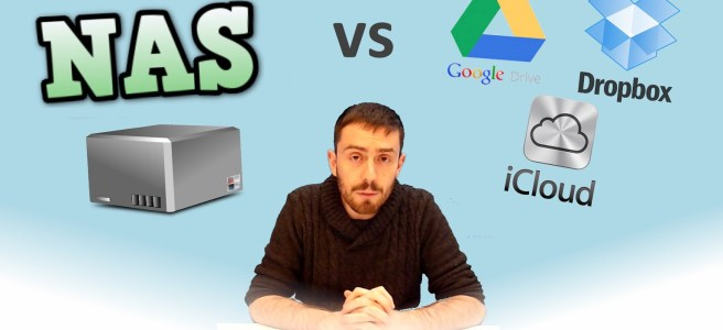 Which is better - NAS or the Cloud - Private vs Public internet storage