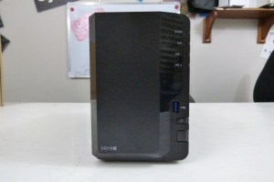 Synology DS218+ NAS Unboxing 5