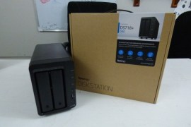 Synology DS718+ NAS Unboxing 6