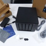 The synology DS918+ Contents