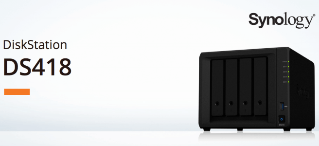 The Synology DS418 4-Bay Diskstation NAS Server – Specs And Details 1
