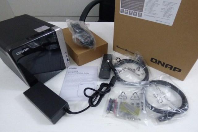 QNAP TS-453BT3 Accessories