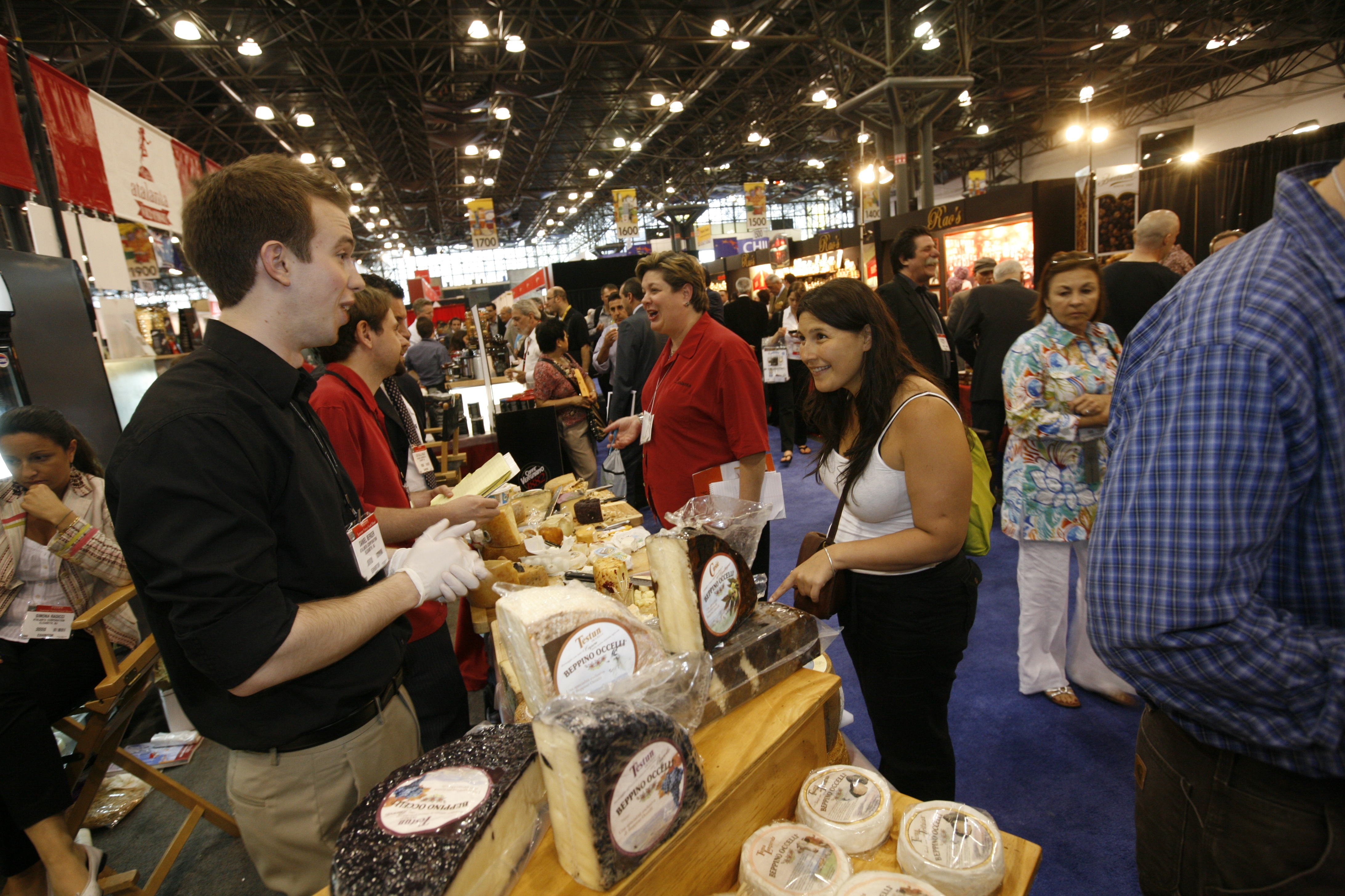 Fancy Food Show Under The Lid