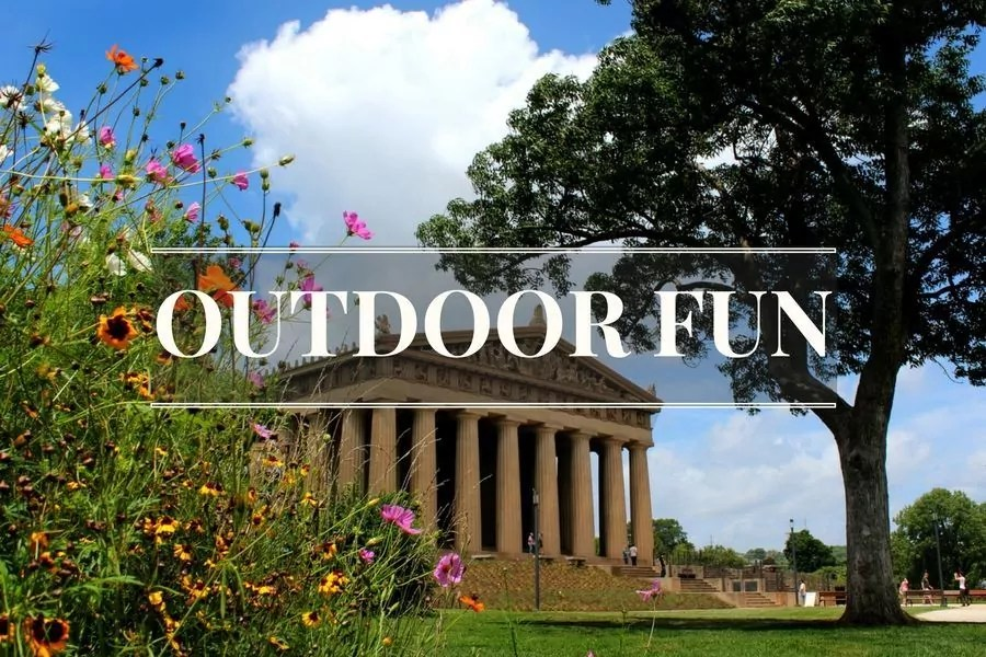 Find things to do Outdoors in Nashville