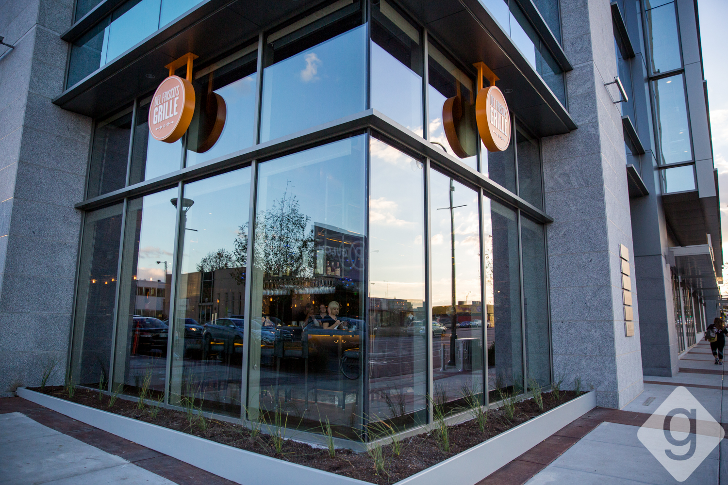 Exterior Light Fixtures A Look Inside: Del Frisco's Grille | Nashville Guru