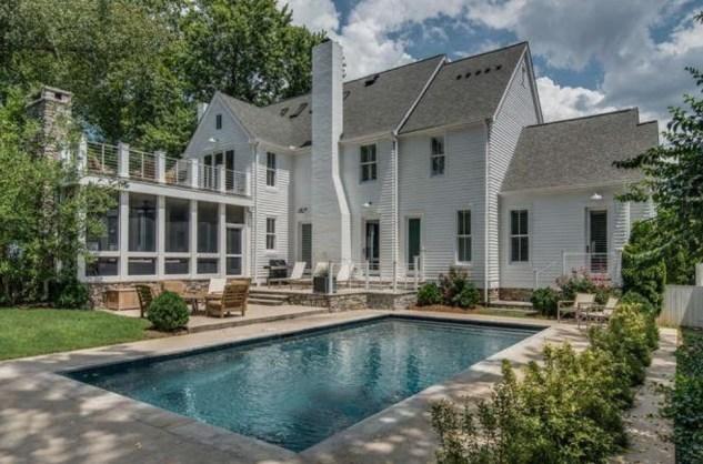 Green Hills Homes Swimming Pools Nashville Home Guru