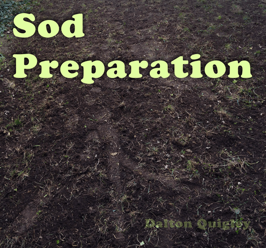 Soil Preparation Before Sodding - Nashville Landscaping Blog