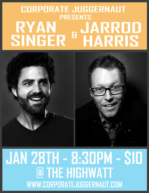 Ryan Singer & Jarrod Harris