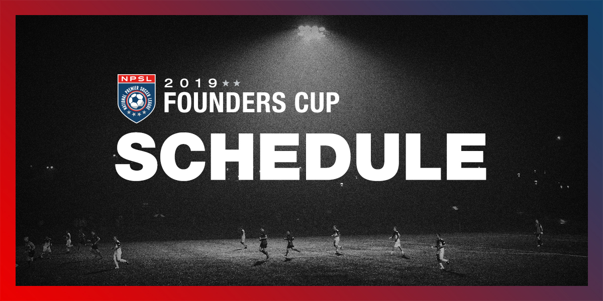 The Miami FC Announces First Ever NPSL Founders Cup Schedule Miami FC