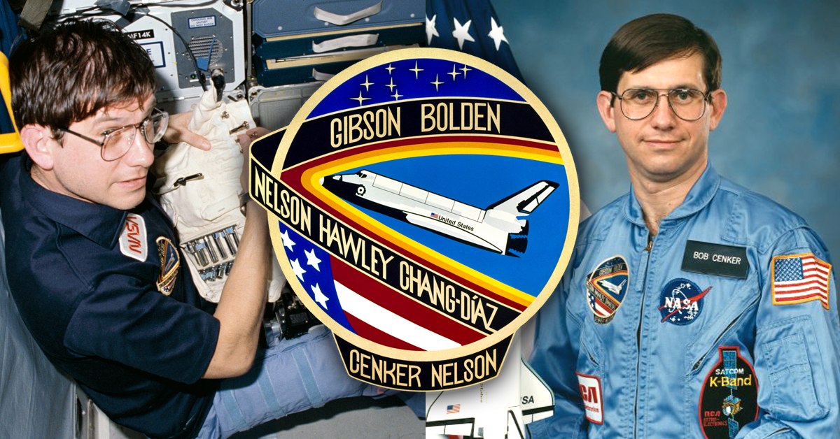 Life in Space With Shuttle Astronaut Robert J Cenker - Feb 28th