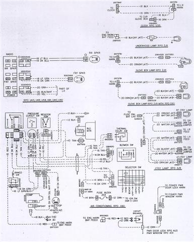 wiring diagram moreover chevy 350 starter wiring diagram on 86 chevy