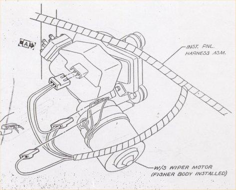 70 Chevy Wiper Motor Wiring - Lwoibiwoirsouthdarfurradioinfo \u2022