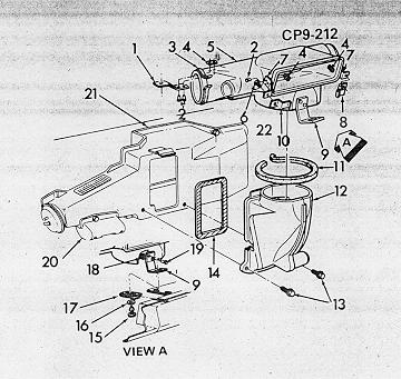 Air Conditioning Wiring Diagrams On 1977 Trans Am Vacuum Diagram