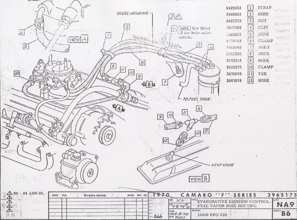 electric choke wiring diagram camero