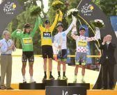 Christopher Froome i Bauke Mollema wygrali pierwsze kryteria po Tour de France