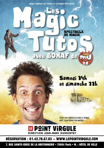 Affich magic tutos