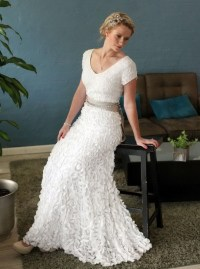 Bridal dresses for older brides