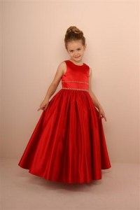 Bridesmaid dresses children