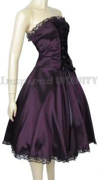 Emo Prom Dresses Uk - Discount Evening Dresses