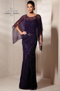 Evening dresses cover ups
