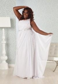 Bridesmaid Dresses Full Figured - High Cut Wedding Dresses