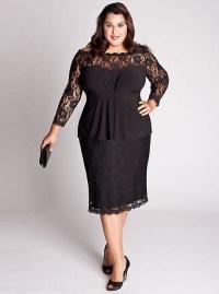 Plus size dresses trendy