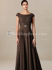 Plus size mother of the groom dresses