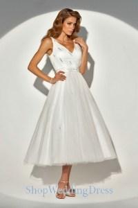 T length formal dresses