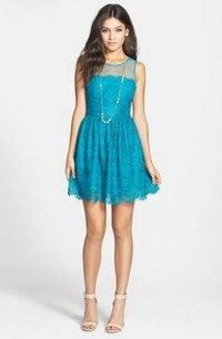 Teen party dresses