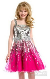Teenage girls party dresses