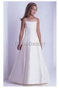 pretty flower girl dress white flower girl dresses