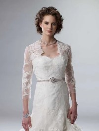 Wedding dresses for women over 50