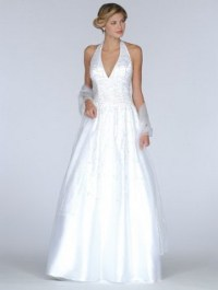 Wedding Gowns For Brides Over 50 - High Cut Wedding Dresses