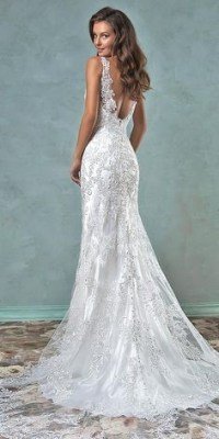 Popular wedding dresses for 2017