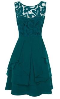 Teal dresses for women