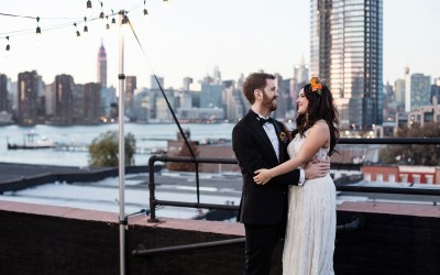 Veronica and Toby's New York wedding