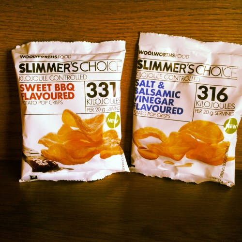 Medium Of Low Calorie Chips