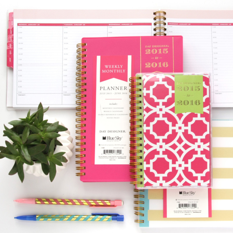 Free Weekly Planner Printables - Natalie Malan