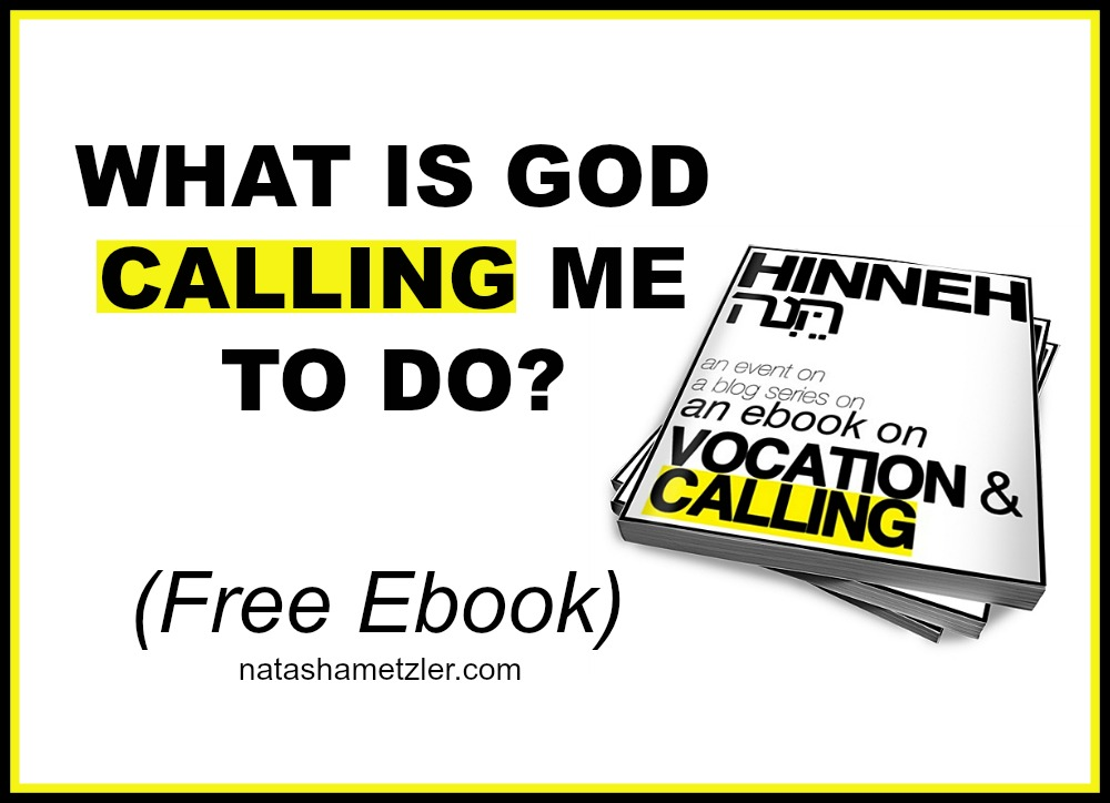 What is God calling me to do // Free Ebook